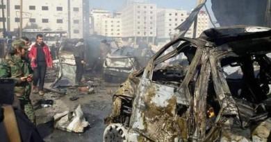 """مقتل 6 أشخاص جراء انفجار سيارة مفخخة بـ""""السيدة زينب"""""""