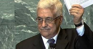 عباس يطلع التحالف العالمي على صورة الاوضاع في فلسطين