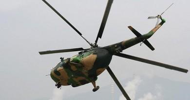 تحطم مروحية شرقي ليبيا و مقتل 3 عسكريين
