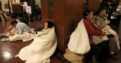 زلزال جديد يضرب مدينة كوماموتو جنوبي اليابان