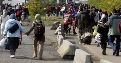 اليونان: تدفق المهاجرين تراجع بعد الاتفاق الأوروبي التركي