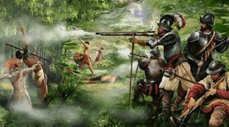 علماء: ذنب الأوروبيين في الإبادة الجماعية للهنود الحمر في أمريكا أمر مثبت