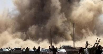 """ليبيا.. مقتل 16مصريًا جراء إطلاق نار بـ""""بني وليد"""""""