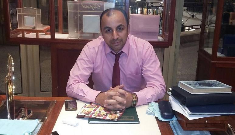 منصور نائبا لرئيس حزب غد الثوره للأتصال السياسى والدبلوماسى