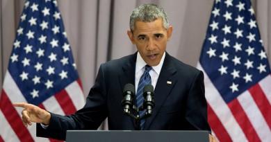 اوباما للشباب البريطانى : لا تكرهوا الأجانب