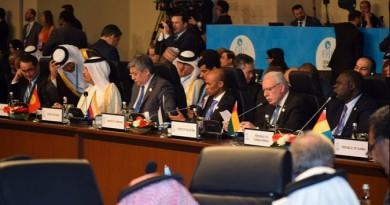 تسريبات البيان الختامي لقمة التعاون الإسلامي