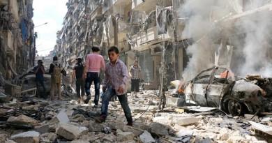 انتهاء هدنة حلب وتعزيزات للأسد من إيران