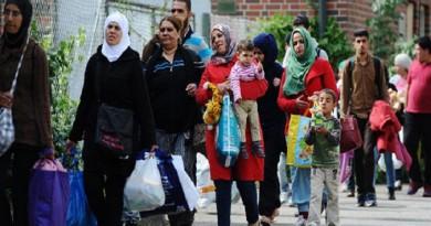 ألمانيا تتلقى 181 ألف طلب لجوء في الربع الأول من العام