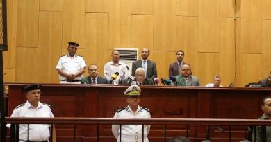 """السجن المؤبد والمشدد 5 و10 سنوات للمتهمين بـ""""اقتحام سجن بورسعيد"""""""