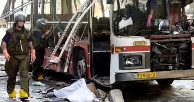 إذاعة إسرائيل: انفجار في حافلة بالقدس وإصابة 20 شخصا