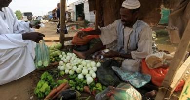 انخفاض التضخم في السودان إلى 11.70% في مارس