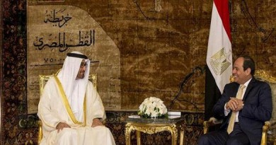 الإمارات تخصص 4 مليارات دولار دعمًا لمصرالإمارات تخصص 4 مليارات دولار دعمًا لمصر