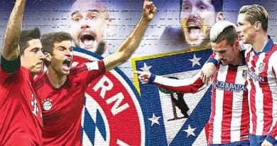 بث مباشر.. مباراة أتلتيكو مدريد وبايرن ميونيخ