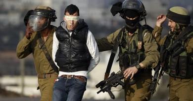 مليون فلسطيني اعتقلتهم إسرائيل منذ 1967