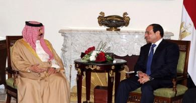 العاهل البحريني: سنسخر جميع إمكاناتنا خدمة لمصر