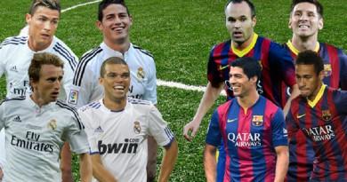 بث مباشر.. ريال مدريد وبرشلونة