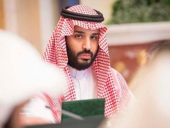 ولي ولي العهد السعودي الأمير محمد بن سلمان