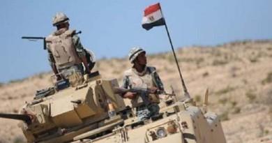 مصرع 3 من قوات الأمن في تفجير بشمال سيناء