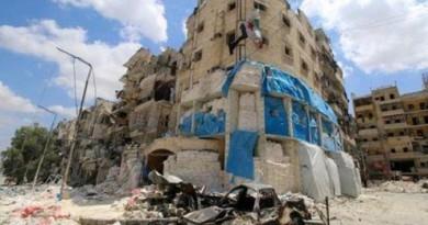 أطباء بلا حدود: ارتفاع عدد قتلى الغارة الجوية على مستشفى في حلب إلى 50