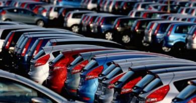 واردات مصر من السيارات بلغت 538 مليون دولار