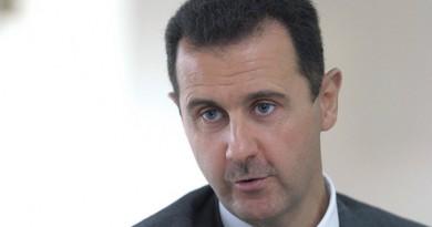تقارير تبرئ بشار من قصف حلب