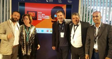 بروتوكول تعاون بين مهرجان )روما – الأقصر) للسينما الإفريقية على هامش فعاليات مهرجان كان الـ 69