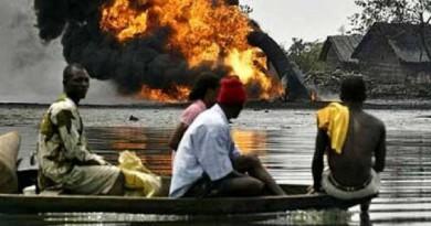 """متمردون يفجرون منصة نفطية لمجموعة """"شيفرون"""" الأمريكية في نيجيريا"""