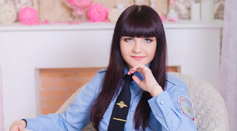 شاهد... أجمل الفتيات في الشرطة الروسية