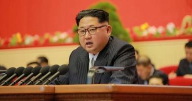الزعيم الكوري الشمالي يتعهد بالقيام بواجب عدم انتشار الاسلحة النووية والنزع النووي