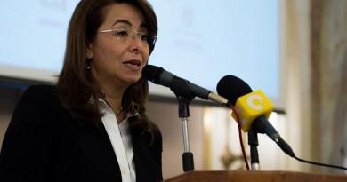 وزيرة التضامن الاجتماعي: جوائز لمسلسلات رمضان الخالية من التدخين والمخدرات
