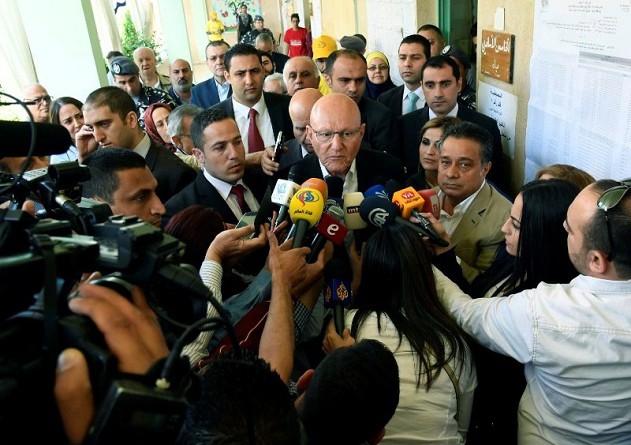رئيس مجلس الوزراء اللبنانى : الإنتخابات البلدية من صلب ممارستنا الديمقراطية