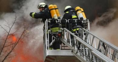"""حريق """"سكني"""" بغرب ألمانيا وسقوط ضحايا"""