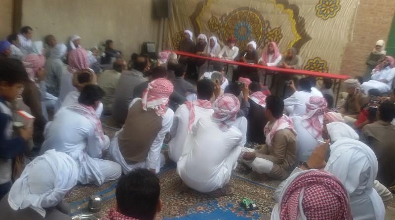 قبيلة مصرية تقضى على البطالة بين ابنائها وتقيم العدل بينهم