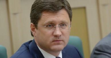 """وزير الطاقة الروسي : روسيا لن تشارك في قمة """"أوبك"""" المقبلة"""