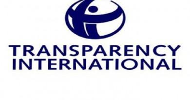 منظمة الشفافية الدولية
