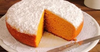 طريقة إعداد كعكة الجزر