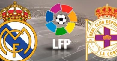 بث مباشر : ريال مدريد وديبورتيفو لاكورونا