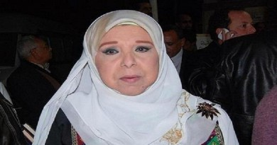 مديحة حمدي