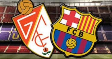 بث مباشر : مباراة برشلونة وغرناطة