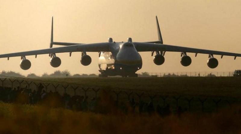 اليوم تهبط أكبر طائرة في العالم في حيدراباد
