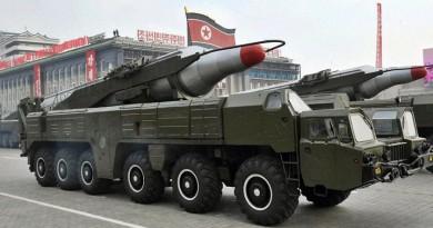 فشل محاولة لإطلاق صاروخ متوسط المدى من كوريا الشمال