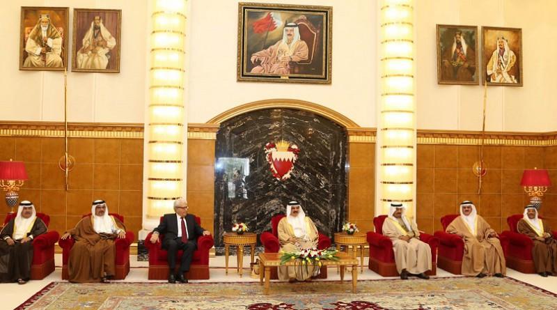 احتفالية للانتهاء من تنفيذ توصيات لجنة تقصي الحقائق بحضور العاهل البحرينى