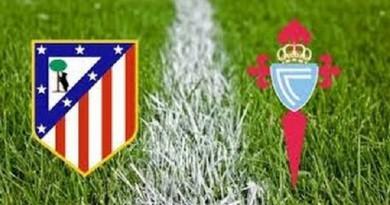 بث مباشر : مباراة اتليتكو مدريد وسيلتا فيغو