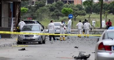 انفجار يهز جنوب شرق تركيا