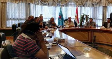 بدء اجتماع «الصحفيين» لبحث تطورات أزمة النقابة مع الداخلية