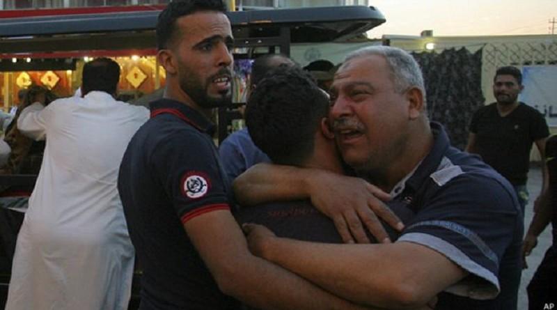 16 قتيلا بمقهى الفرات الذى يقصده مشجعو الريال