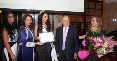 هند سداسي تُتوج في لبنان