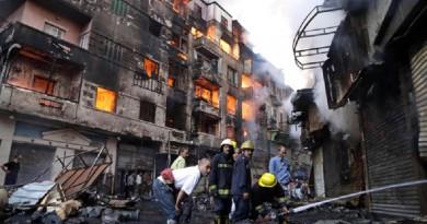 حرائق مصر مابين العمد والاهمال ؟!