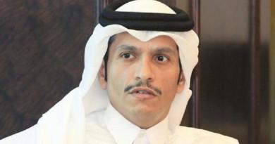 وزير الخارجية القطري محمد بن عبدالرحمن بن جاسم