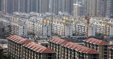 مجمع سكني في إقليم آنهوي بالصين